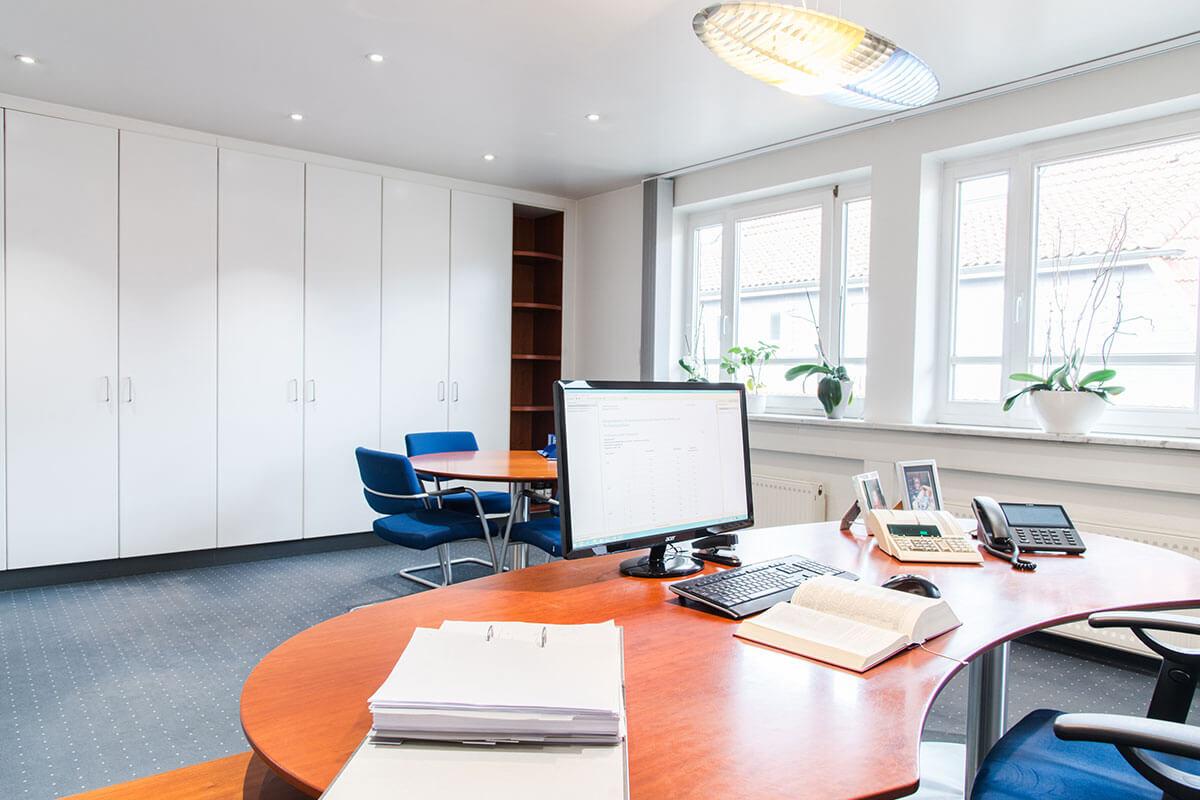 Büro bei Dr. Grürmann & Partner